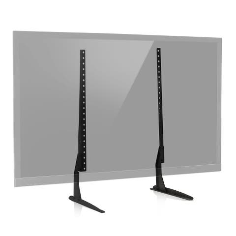 Mount-It! Universal TV Stand Base Replacement for 32-60 Inch TVs