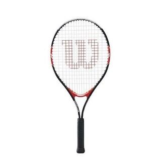 Wilson 55126 Federer Junior Tennis Racquet - 23 in.