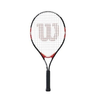 Wilson 55127 Federer Junior Tennis Racquet - 21 in.