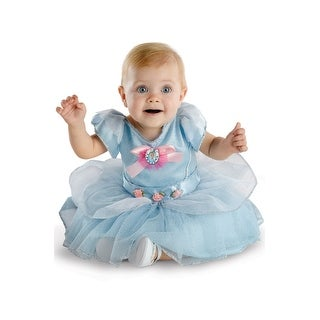Disguise Cinderella Infant Costume - Blue - 12-18 mo