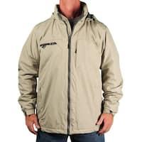 Izod Men's Hooded Fleece Lined Jacket