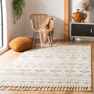 Safavieh Couture Hand-knotted Marrakech Gunna Traditional Oriental Wool Rug
