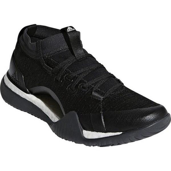 e9d1f8495 adidas Women  x27 s PureBOOST X TR 3.0 Cross Training Shoe Black Black