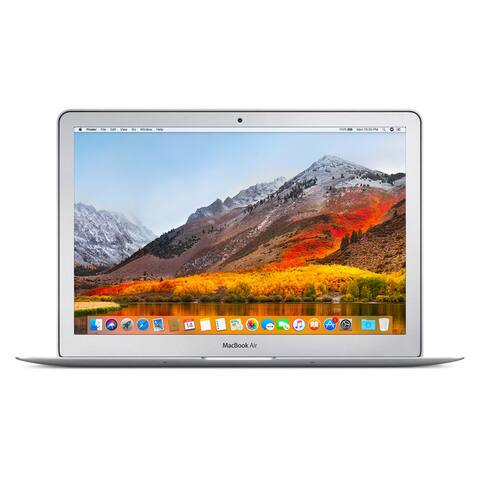 "13"" Apple MacBook Air 1.8GHz Dual Core i7 - Refurbished - Silver"