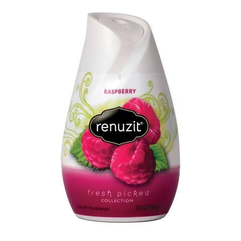 Renuzit 03667 Adjustable Solid Air Freshener, Raspberry Scent, 7 Oz