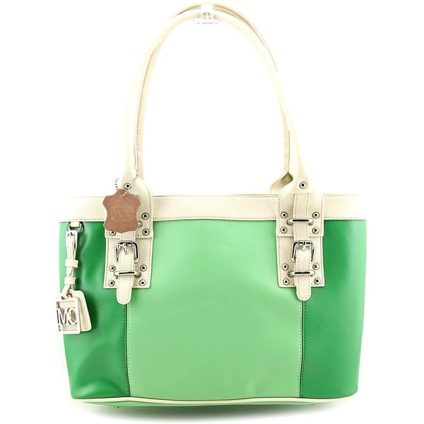 Madi Claire Carolyn Women Leather Shoulder Bag - Green