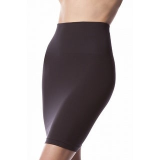 Skinnygirl NEW Solid Black Women's Size Small S Slip Shapers Shapewear