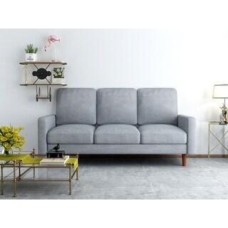 Link to Lisette Velvet Square Arm Sofa Similar Items in Living Room Furniture