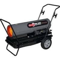 Dyna-Glo Delux 180000 or 220000 BTU Kerosene Forced Air Heater - grey