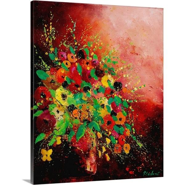 """""""Bunch 0507"""" Canvas Wall Art"""