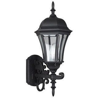 "Sunset Lighting F7857 1 Light 18.125"" Height Outdoor Wall Sconce"