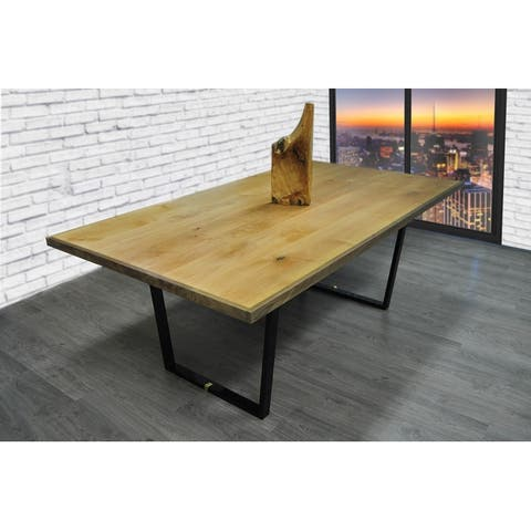 SOLIS Castillo Solid Wood Conference or Dining Table