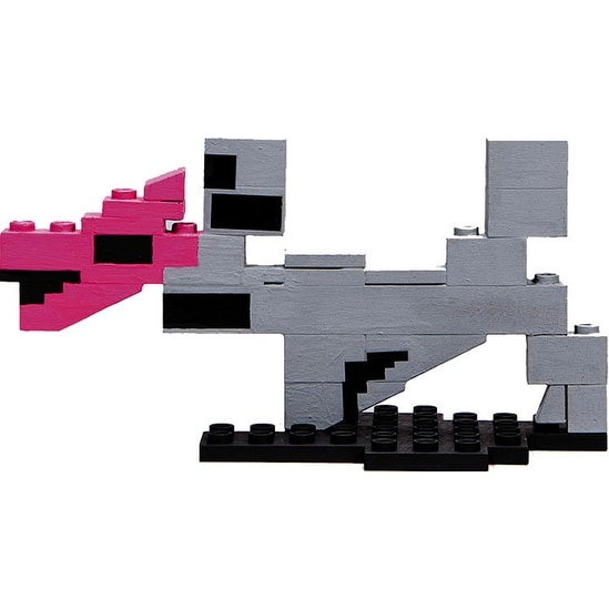 Five Nights at Freddy's 8-Bit Buildable Figure: Mangle - Multi