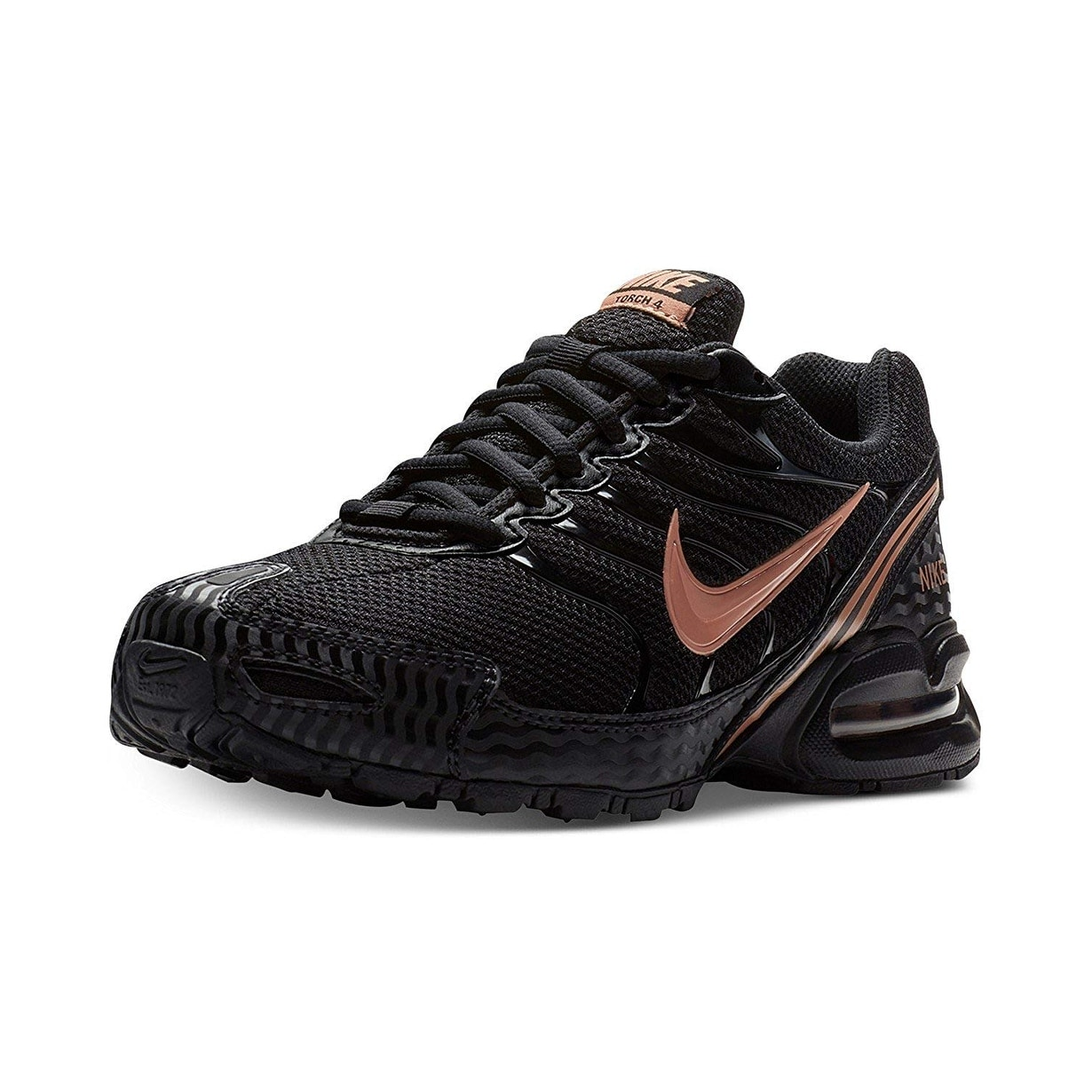 nike womens running shoes rose gold
