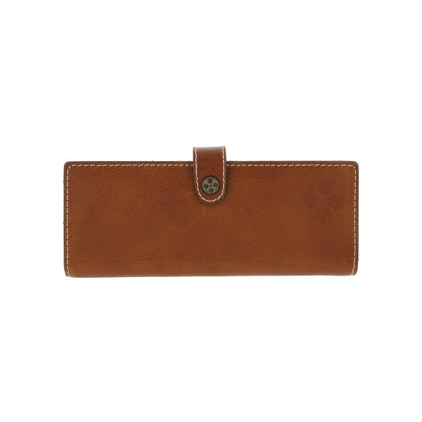 Shop Patricia Nash Womens Business Card Holder Leather Snap Closure