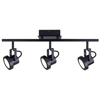 """Canarm LT134A03 Olena 3 Light 24"""" Wide Integrated LED Fixed Rail Ceiling Fixture (2 options available)"""