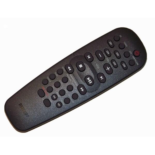 NEW OEM Philips Remote Control Originally Shipped With MCM530/37B, MCM53037B