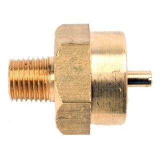 Mr Heater F273754 Mr Heater 1 4 Inch Male Pipe Thread X 1 Inch 20 Female Throwaway Cylinder Thread