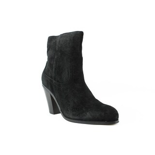 Corso Como Womens Harvest Black Ankle Boots Size 7.5