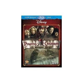 PIRATES OF THE CARIBBEAN AT WORLDS END (BR/DVD/2 DISC COMBO)
