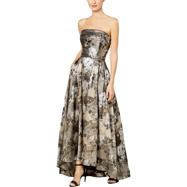 fe7bd06826 Shop Xscape Womens Evening Dress Brocade Special Occasion - Free ...