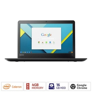 "Lenovo ThinkPad 13 Chromebook 20GL0000US w/ 13.3"" HD LED 4GB RAM 16GB eMMC"