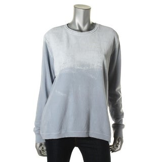 Wilt Womens Textured French Terry Sweatshirt - M