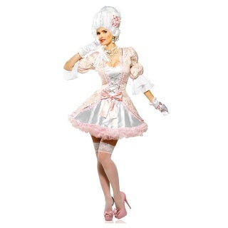 Womens Pink Marie Antoinette Costume
