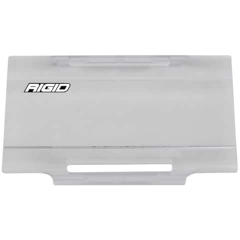 Rigid Industries E-Series Lens Cover 6 Inch - Clear 106923 6 Inch Lens Cover - Clear