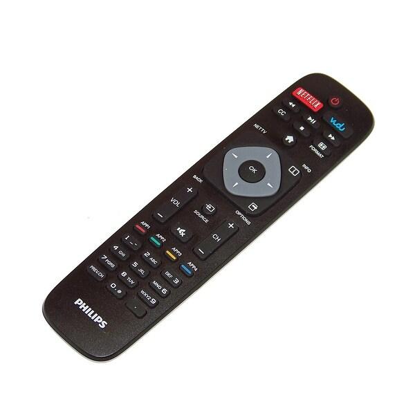 OEM Philips Remote Control: 39PFL2908/F7, 40Pfl4609, 40PFL4908, 40PFL4908/F7, 46PFL3608, 46PFL3608/F7