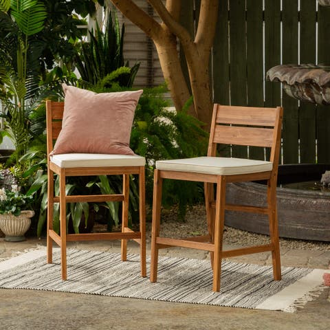 Acacia Counter Stools (Set of 2) by Havenside Home
