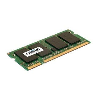Crucial 2Gb Single Ddr2 667Mhz (Pc2-5300) Cl5 Sodimm 200-Pin Notebook Memory Module Ct25664ac667|https://ak1.ostkcdn.com/images/products/is/images/direct/d0c7c858a99fce4ad0321b8229ad15989736eb70/Crucial-2Gb-Single-Ddr2-667Mhz-%28Pc2-5300%29-Cl5-Sodimm-200-Pin-Notebook-Memory-Module-Ct25664ac667.jpg?impolicy=medium