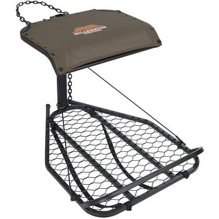 Millennium M-25A Steel Hang-On Treestand - M-025-SL