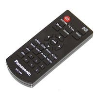 OEM Panasonic Remote Control Originally Shipped With: TH42LF80, TH-42LF80, TH65LFE8U, TH-65LFE8U