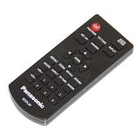 OEM Panasonic Remote Control Originally Shipped With: TH55LF8, TH-55LF8, TH48LFE8U, TH-48LFE8U