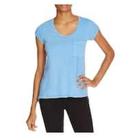 Alternative Apparel Womens T-Shirt Slub Short Sleeves
