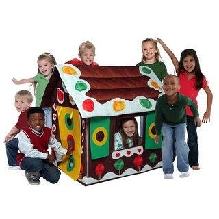 Bazoongi PS-GNG Gingerbread House Playhouse
