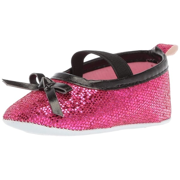 Luvable Friends Baby baby booties Slip On Mary Jane Flats
