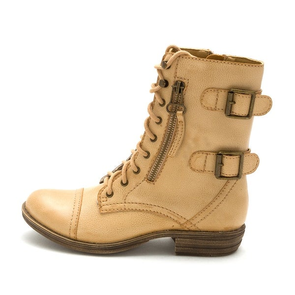 American Rag Womens Tanc Almond Toe Ankle Fashion Boots