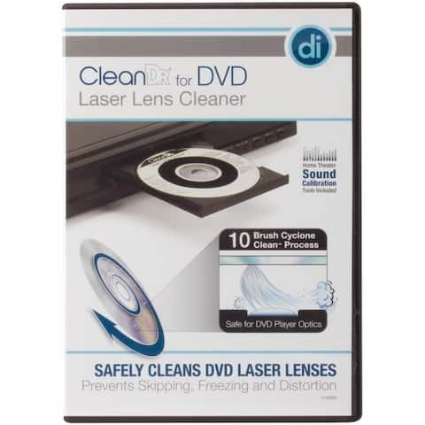 Digital Innovations Cleandr For Dvd Laser Lens Cleaner
