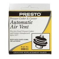 Presto  09911 Pressure Cooker Automatic Air Vent