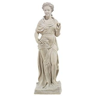 Design Toscano The Four Goddesses of the Seasons Statue: Spring Statue