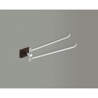 Nameeks 6623 Gedy Wall Mounted Towel Bar