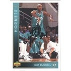 Scott Burrell Charlotte Hornets 1994 Upper Deck Autographed Card This item comes with a certificate of authenticity f