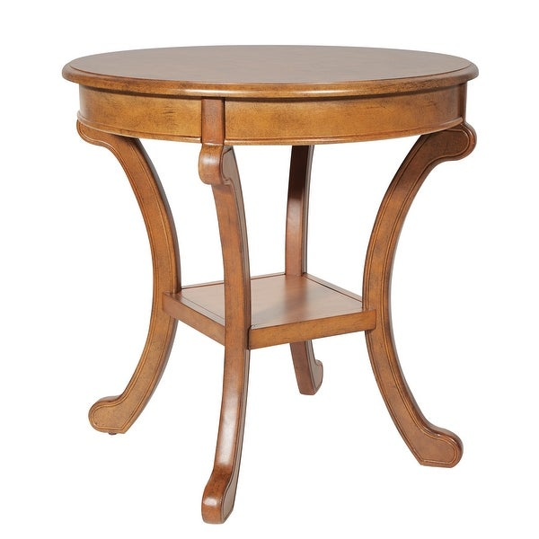 Copper Grove Korostyshiv Accent Table. Opens flyout.