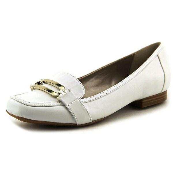 Alfani Alorra Round Toe Synthetic Loafer