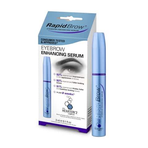Rapidbrow Eyebrow Enhancing Serum 3ml - Blue