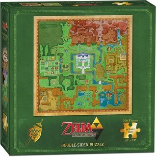 Zelda 500 Piece Puzzle, 500 Piece Puzzles by USAOpoly