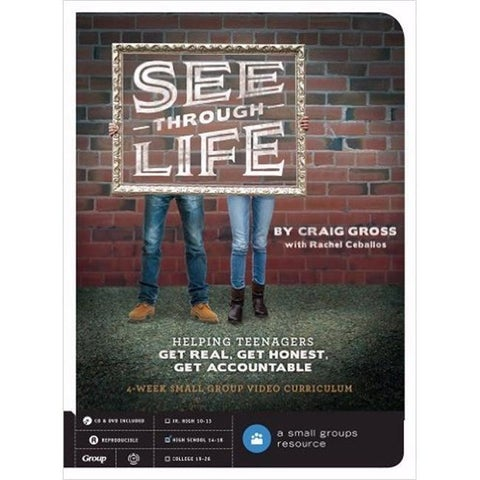 Group Publishing DVD-See-Through Life DVD Curriculum Kit by Craig