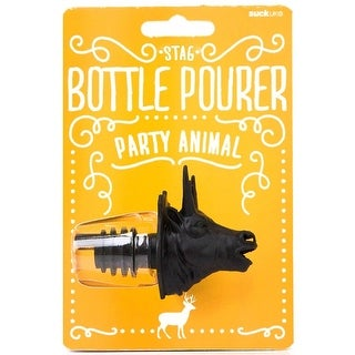Animal Bottle Pourers: Stag
